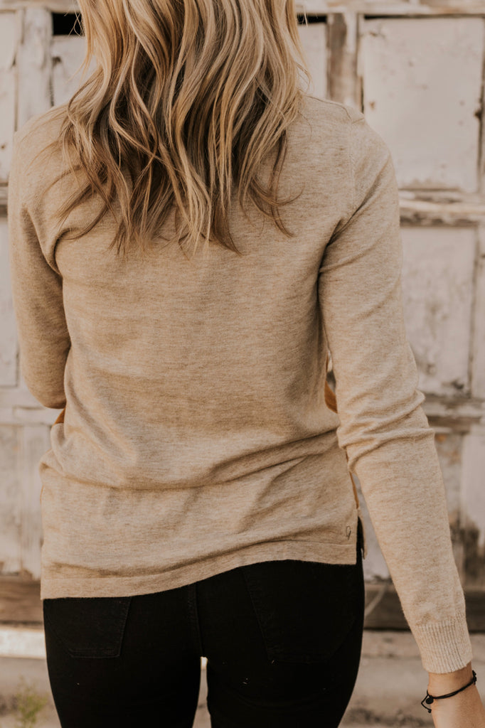 Simple Fall Sweater | ROOLEE