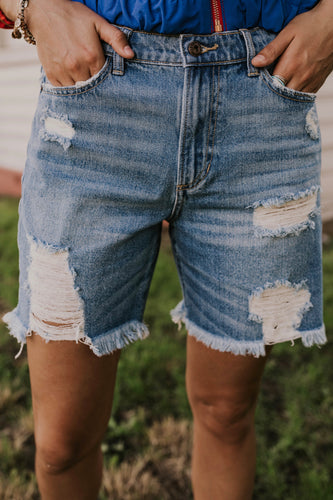 High Rise Denim Jeans | ROOLEE
