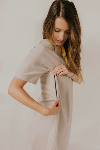 Ezra Pocket MOM Dress