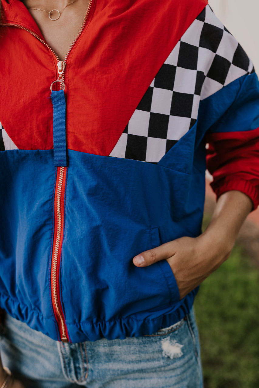 Lightweight Summer Windbreaker | ROOLEE