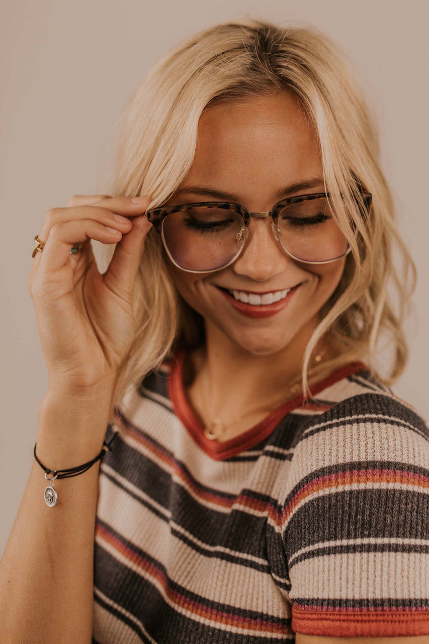 Clear Computer Glasses | ROOLEE