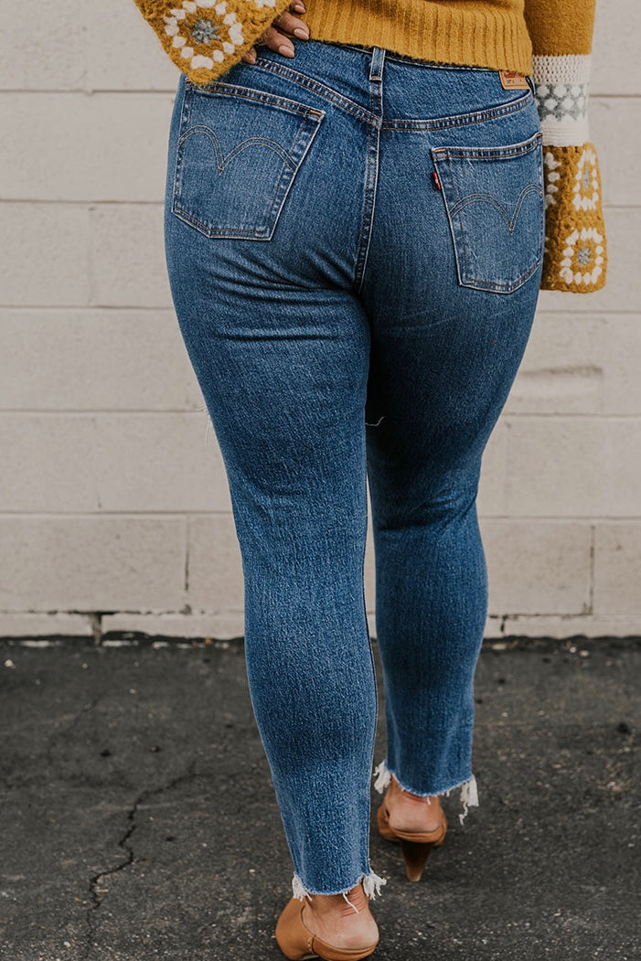 Distressed Jeans | ROOLEE