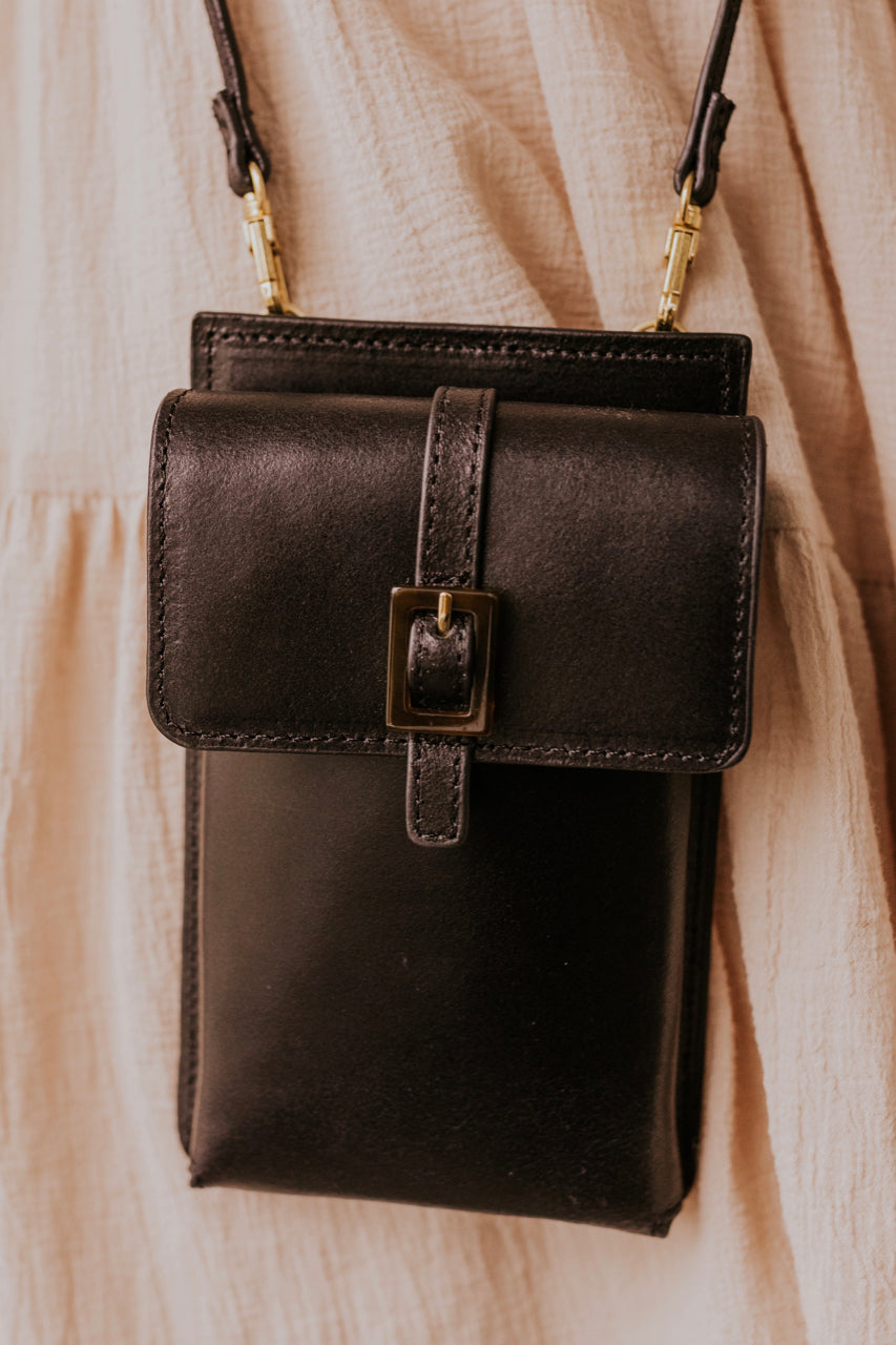 Black Crossbody | ROOLEE