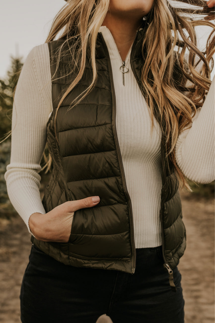 Winter Layers to Wear | ROOLEE