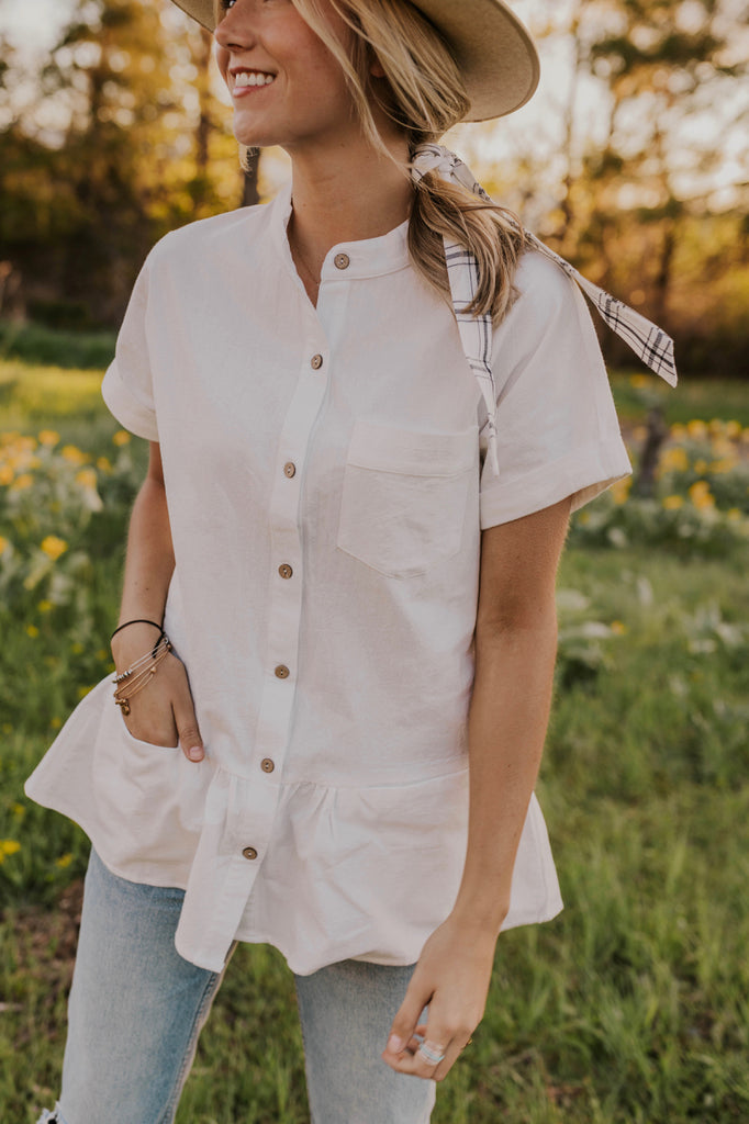 Spring Simple Outfit Ideas | ROOLEE