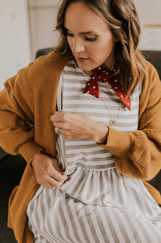 Nursing Friendly Modest Dresses | ROOLEE