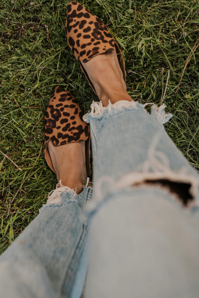 Summer Mules Leopard | ROOLEE