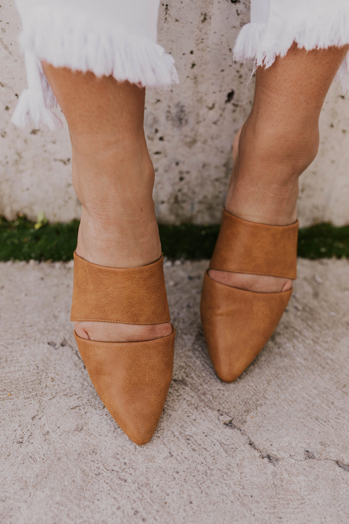 Back to School Shoe Mules | ROOLEE