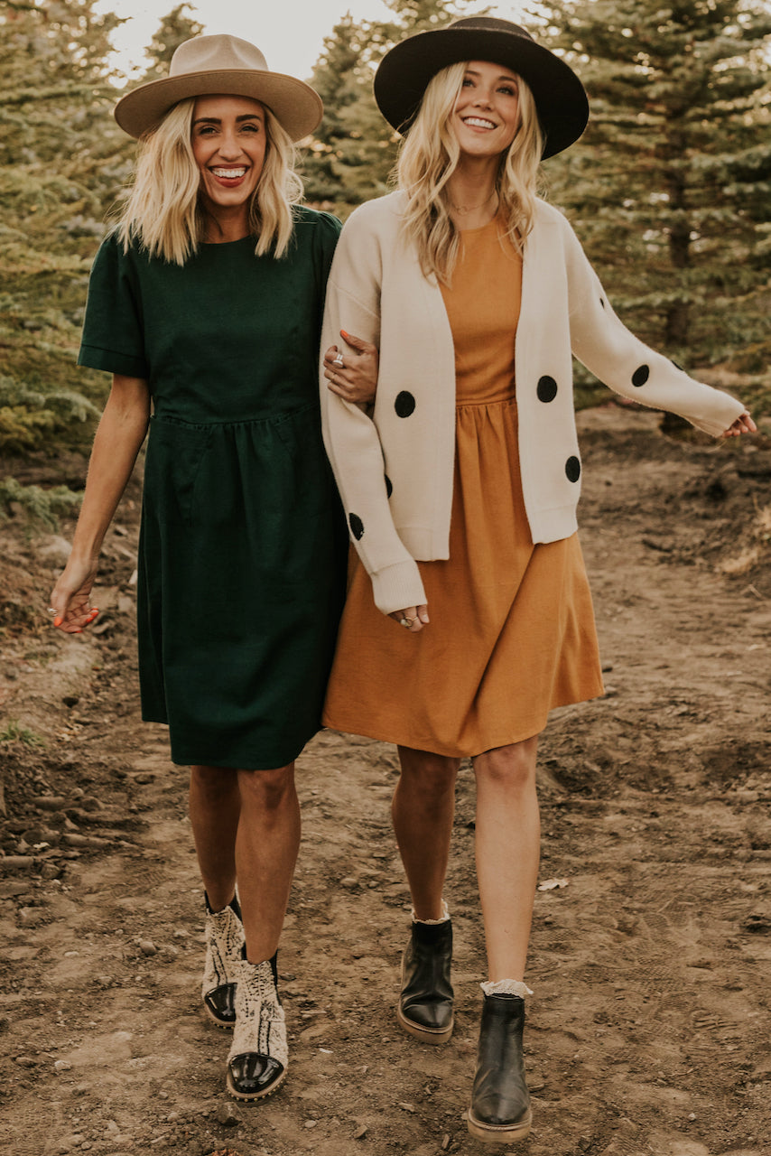 Solid Women's Dresses | ROOLEE