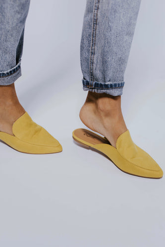 The Sunglow Mules | ROOLEE