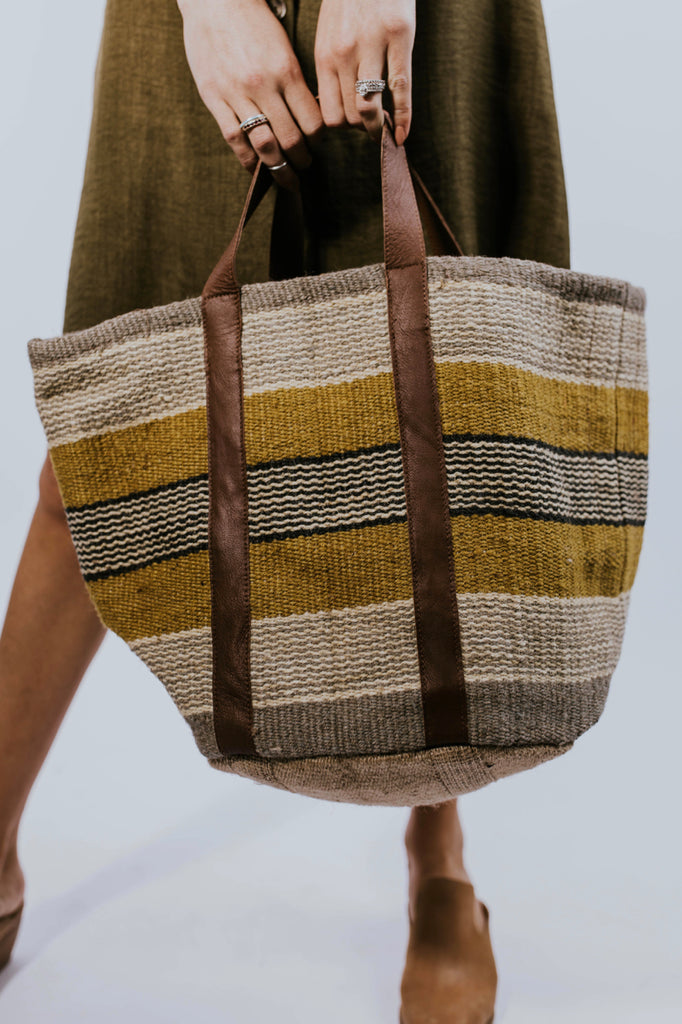 Violetta Woven Bag | ROOLEE
