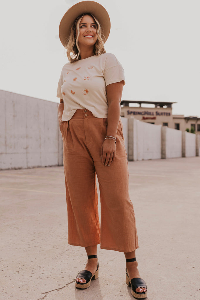 Casual Linen Summer Pants | ROOLEE