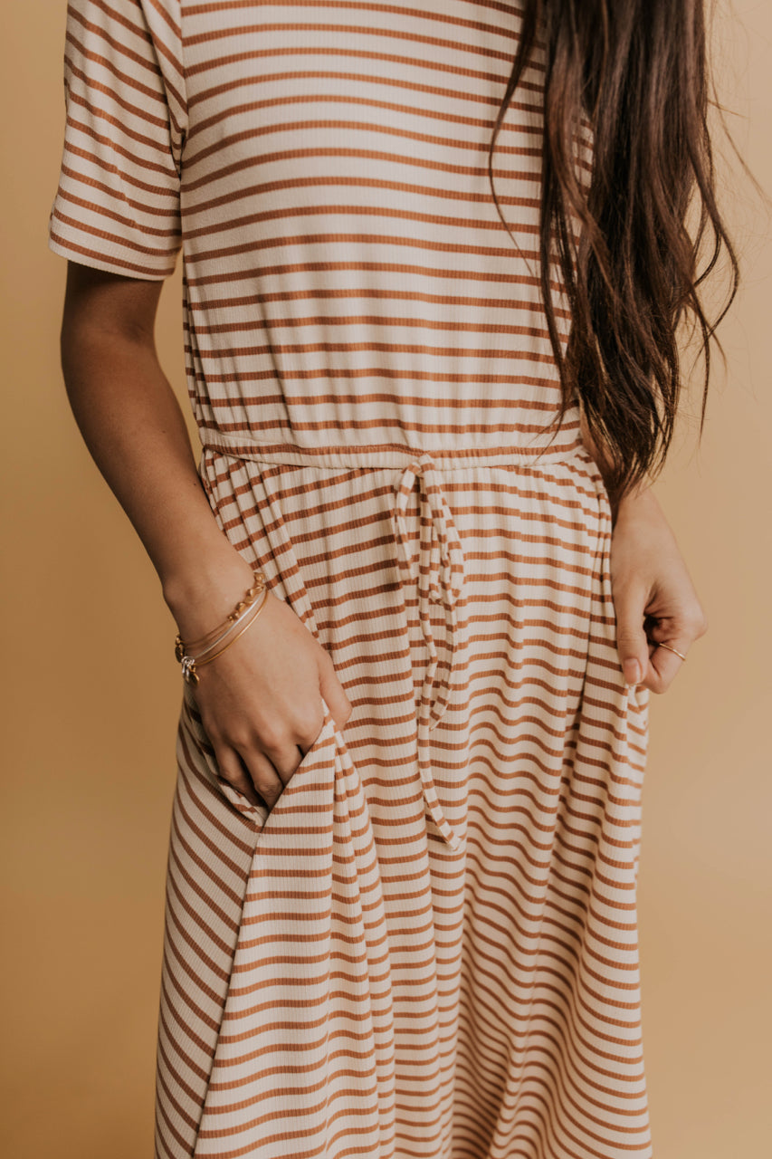 Elastic Waist Dress | ROOLEE