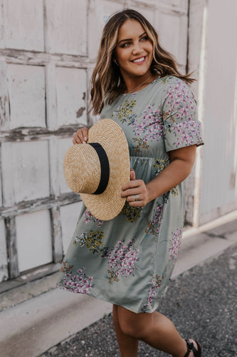 Roxanne Floral Dress