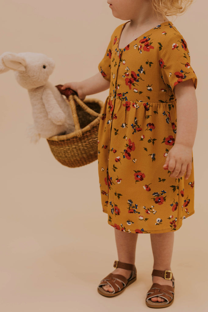 Yellow Dress | ROOLEE