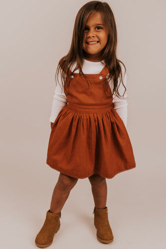 Kiki Jumper Dress