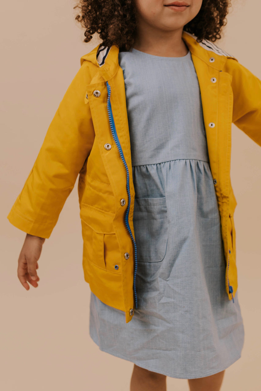 Kids Raincoat Spring/Summer | ROOLEE