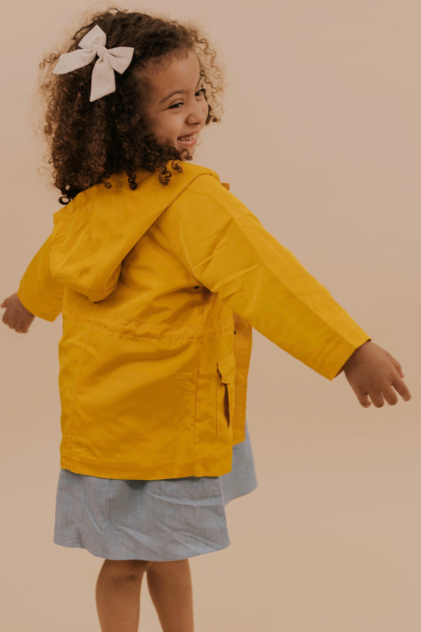 Spring/Summer Raincoat Kids Gear | ROOLEE