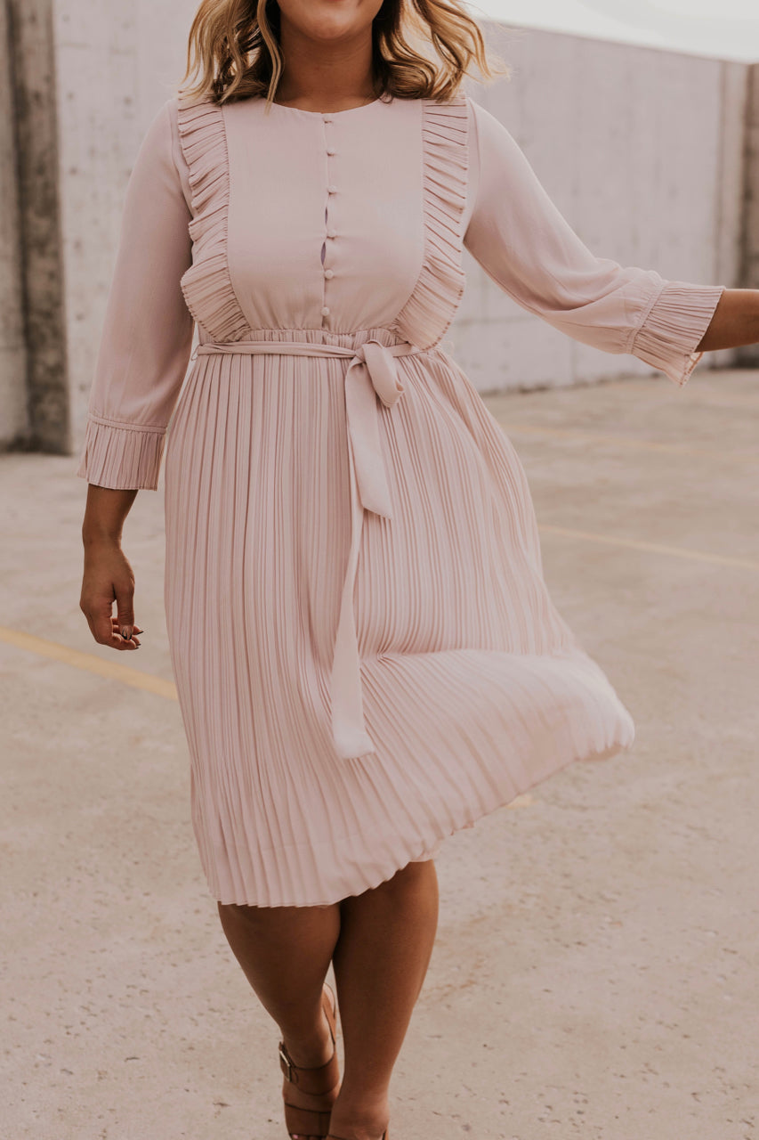 Modest Summer Dress | ROOLEE