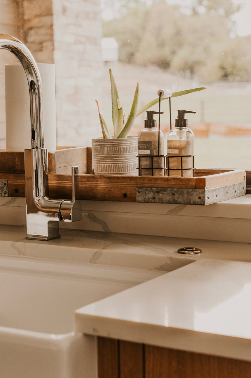 Magnolia Home Sink Caddy Set