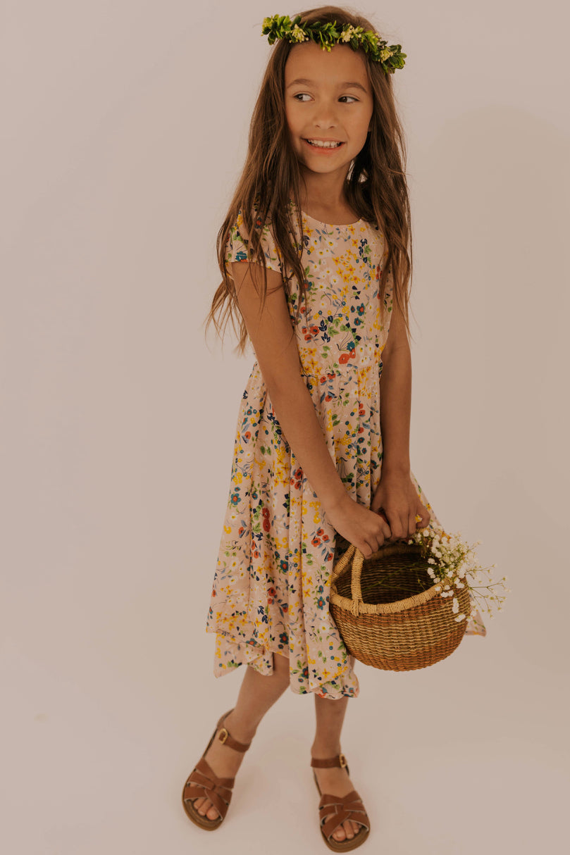 Girls Spring/Summer Outfit | ROOLEE