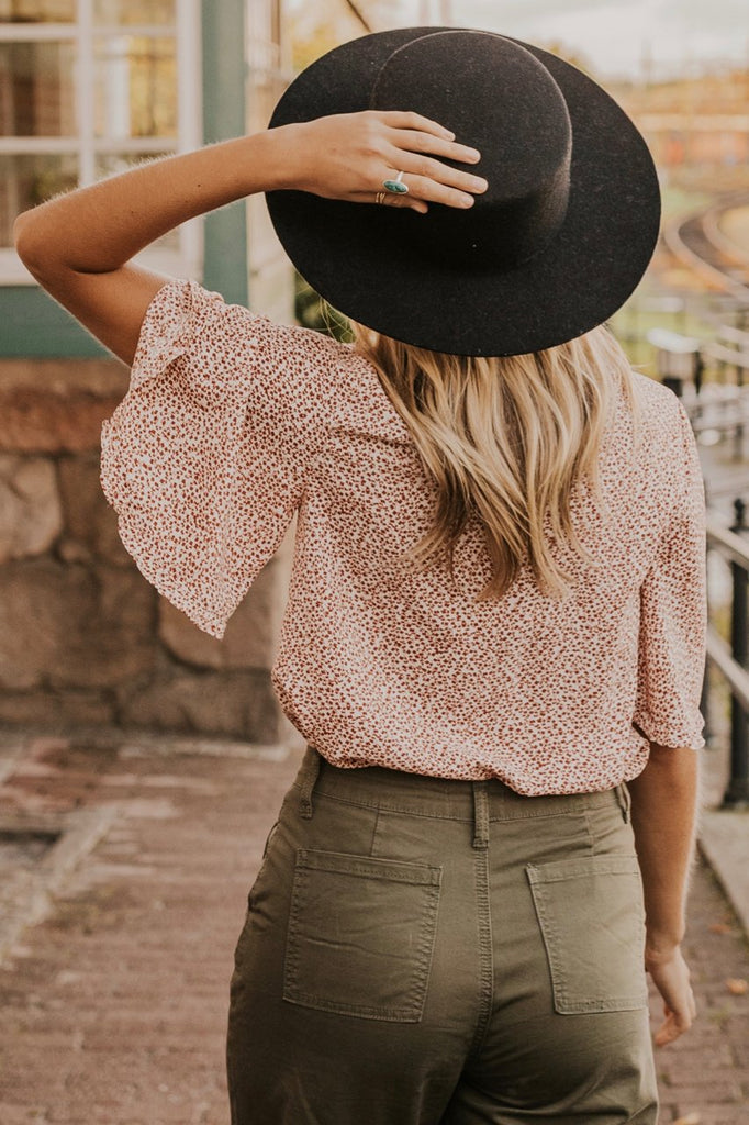 Fall Blouse | ROOLEE