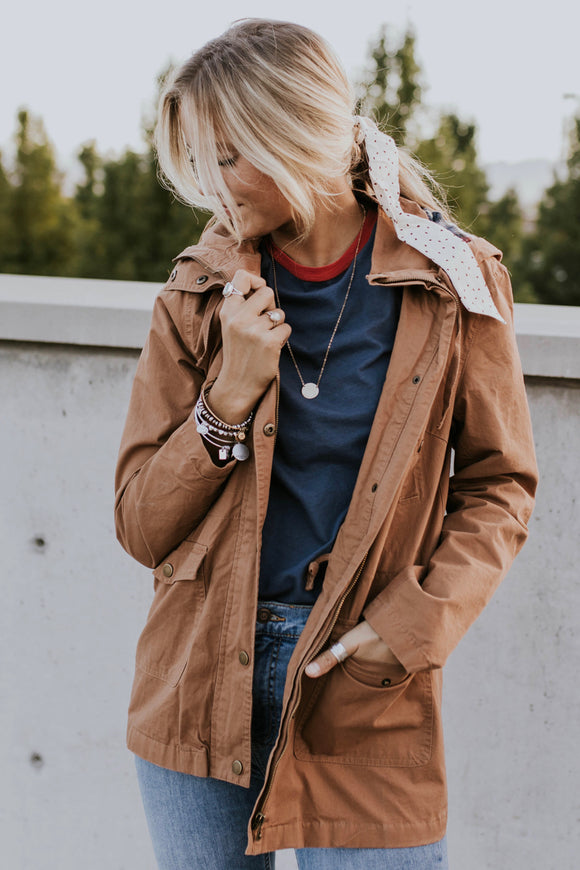 The Extra Mile Jacket | ROOLEE