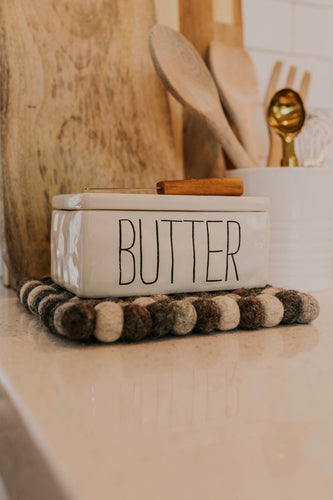 Ceramic Butter Container | ROOLEE