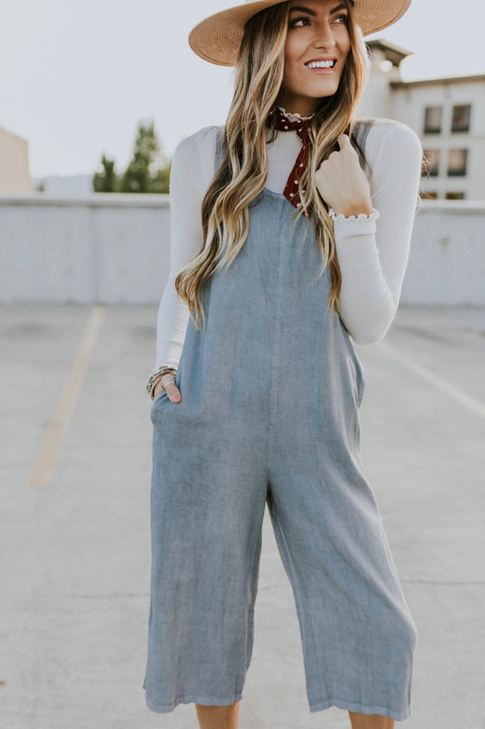 The Noelle Jumpsuit | ROOLEE