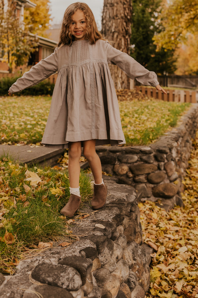 Fall Dress for Kids | ROOLEE