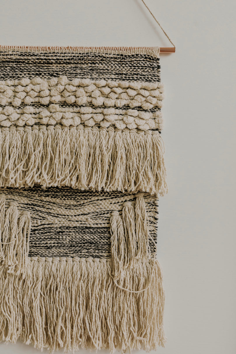 Wanderer Woven Wall Hanging
