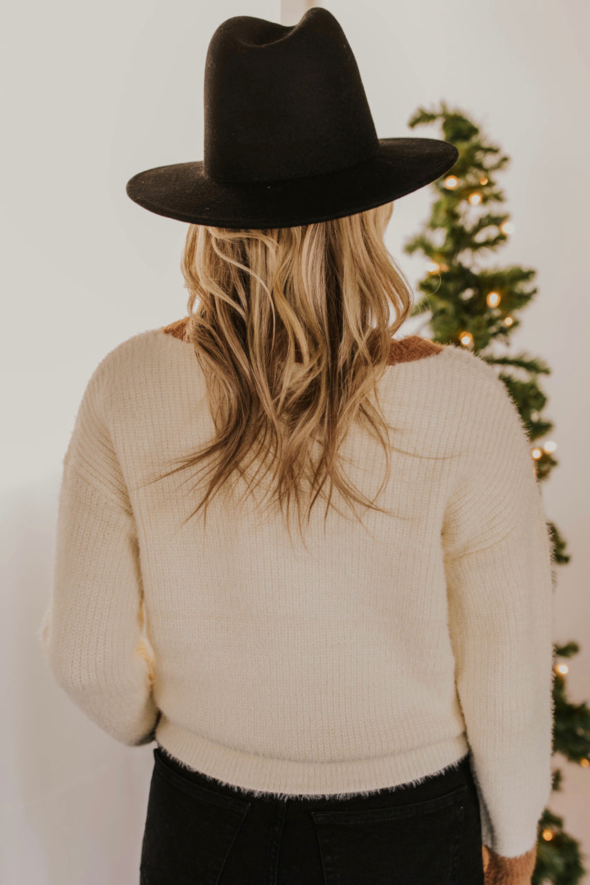 Knit Sweater For Fall | ROOLEE
