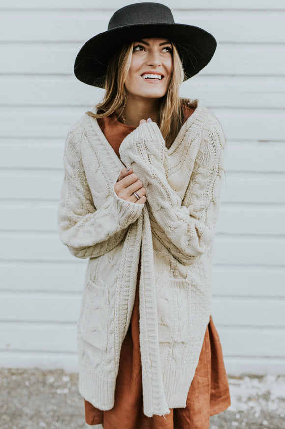 Richmond Knit Cardigan | ROOLEE