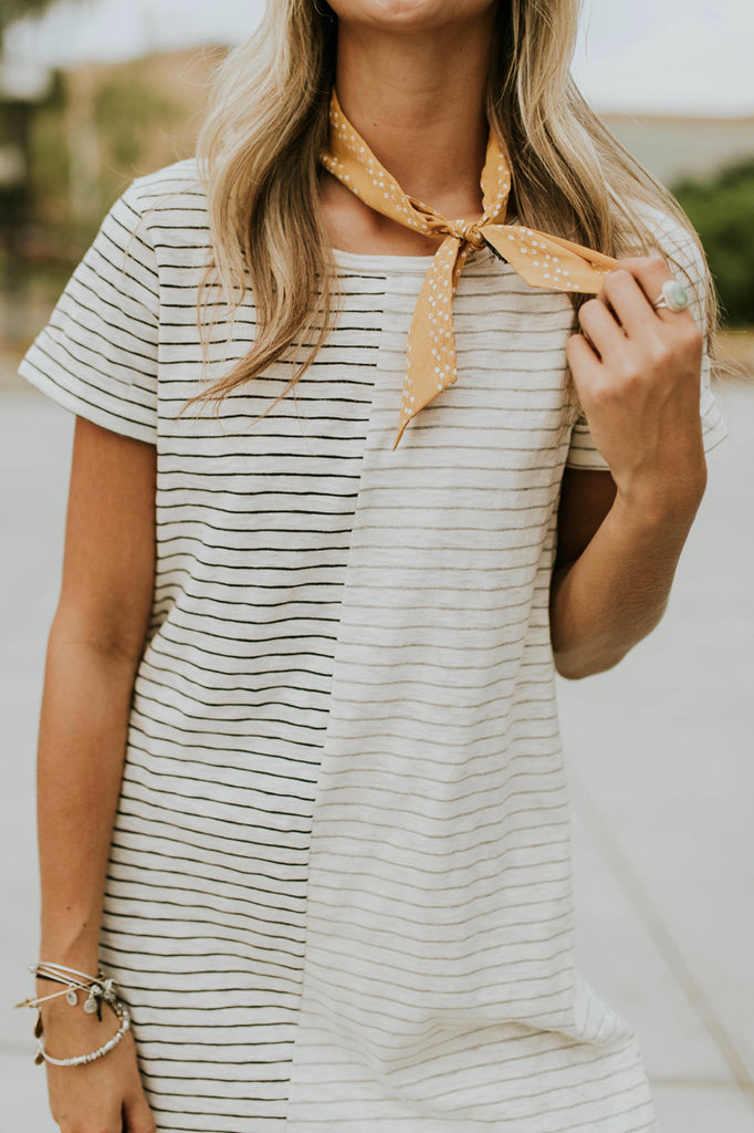 Summer Stripe Dress | ROOLEE