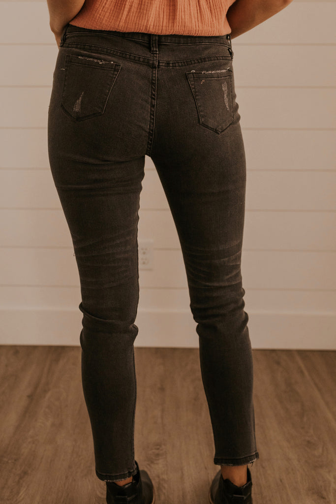Black Jeans for Women | ROOLEE