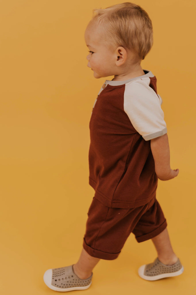 Boy Shirt and Pant Set | ROOLEE