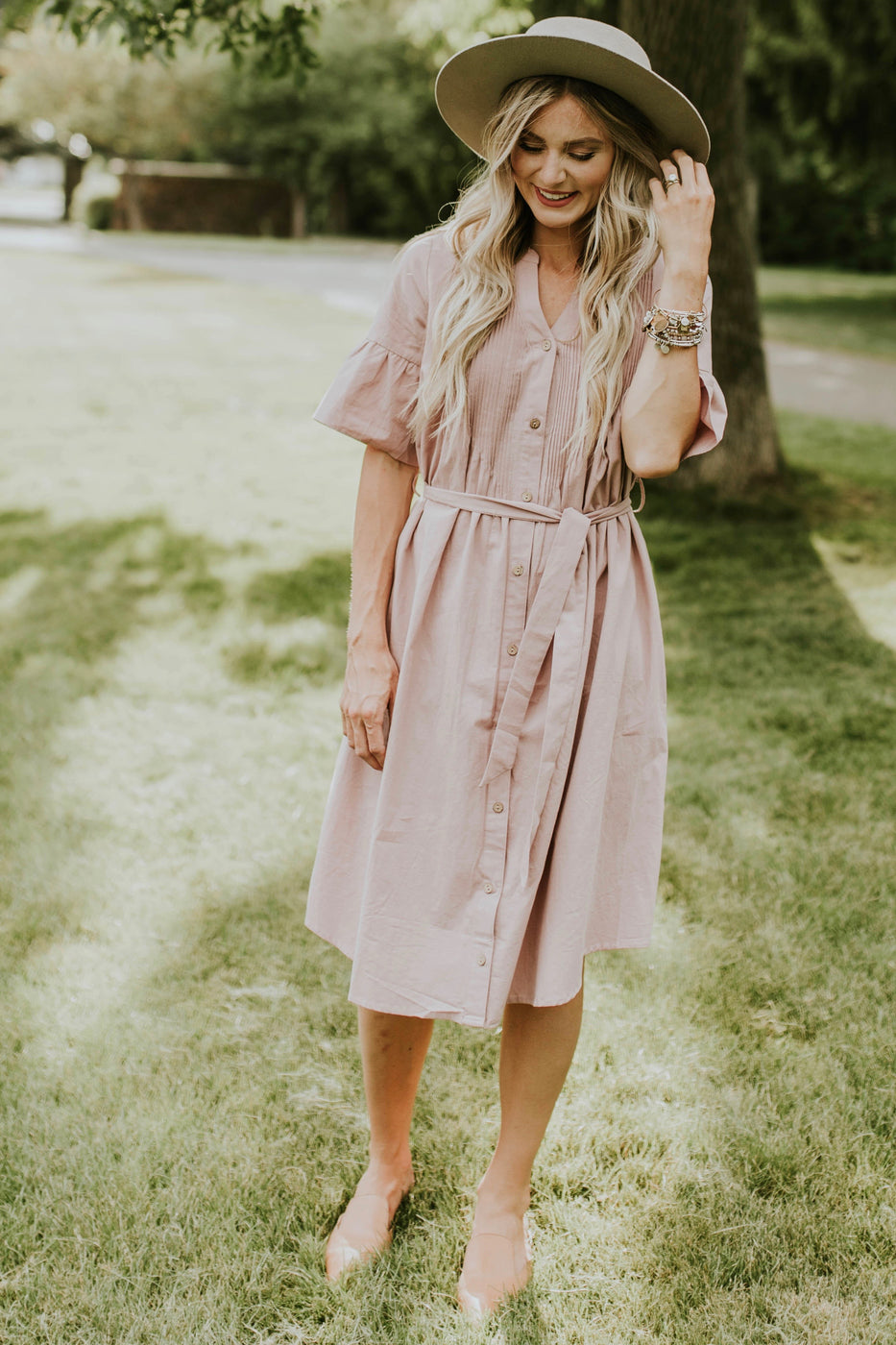 Lennon Detail Dress | ROOLEE