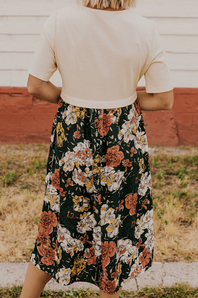 Hellen Floral Dress | ROOLEE
