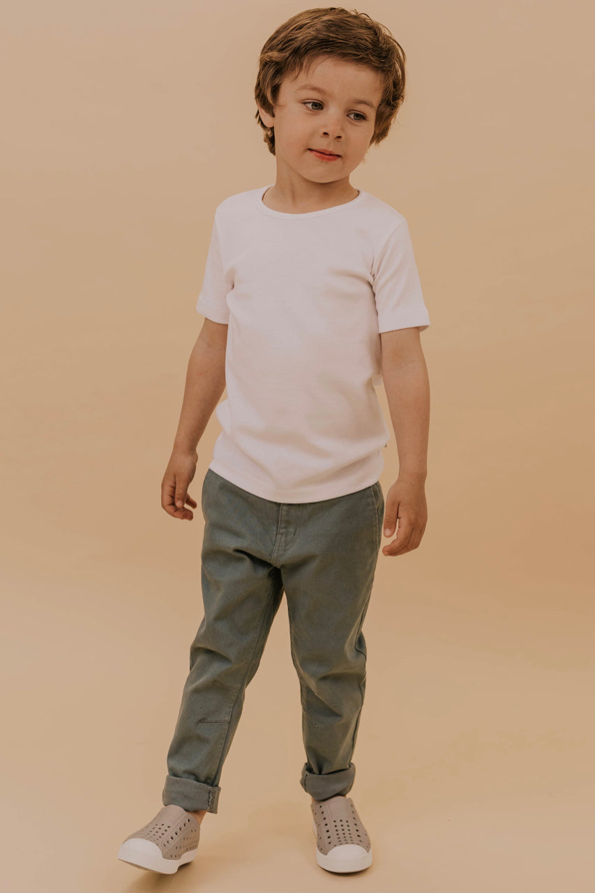 Blue Pants Outfit For Boys | ROOLEE