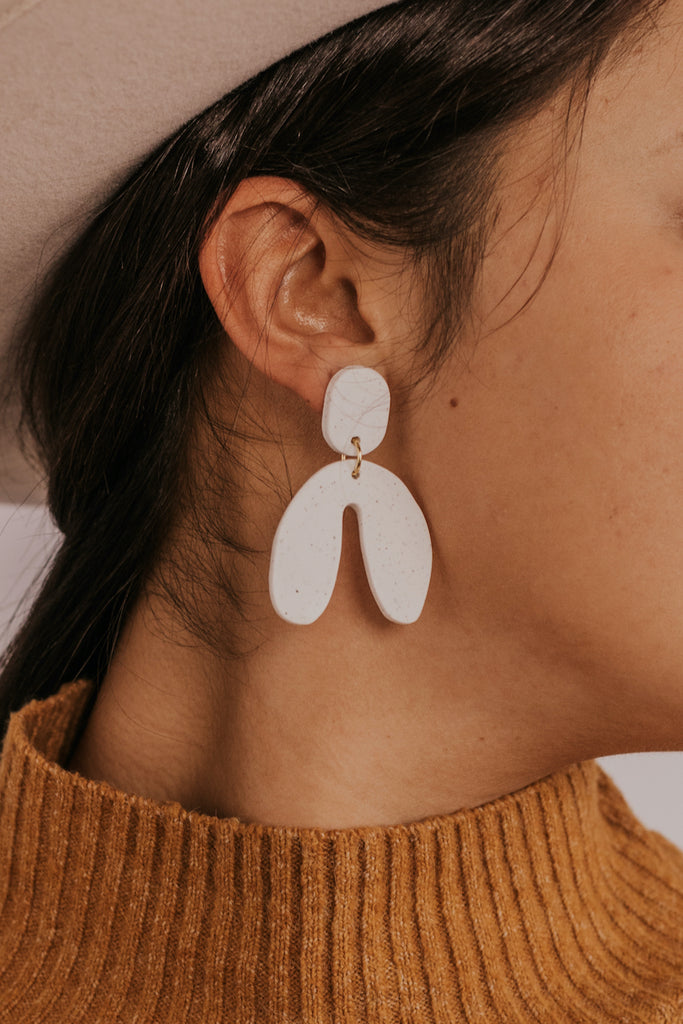 Speckled Earrings | ROOLEE