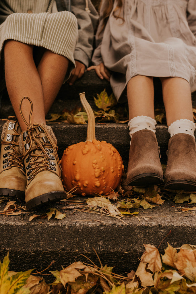 Kids Boots For Fall | ROOLEE