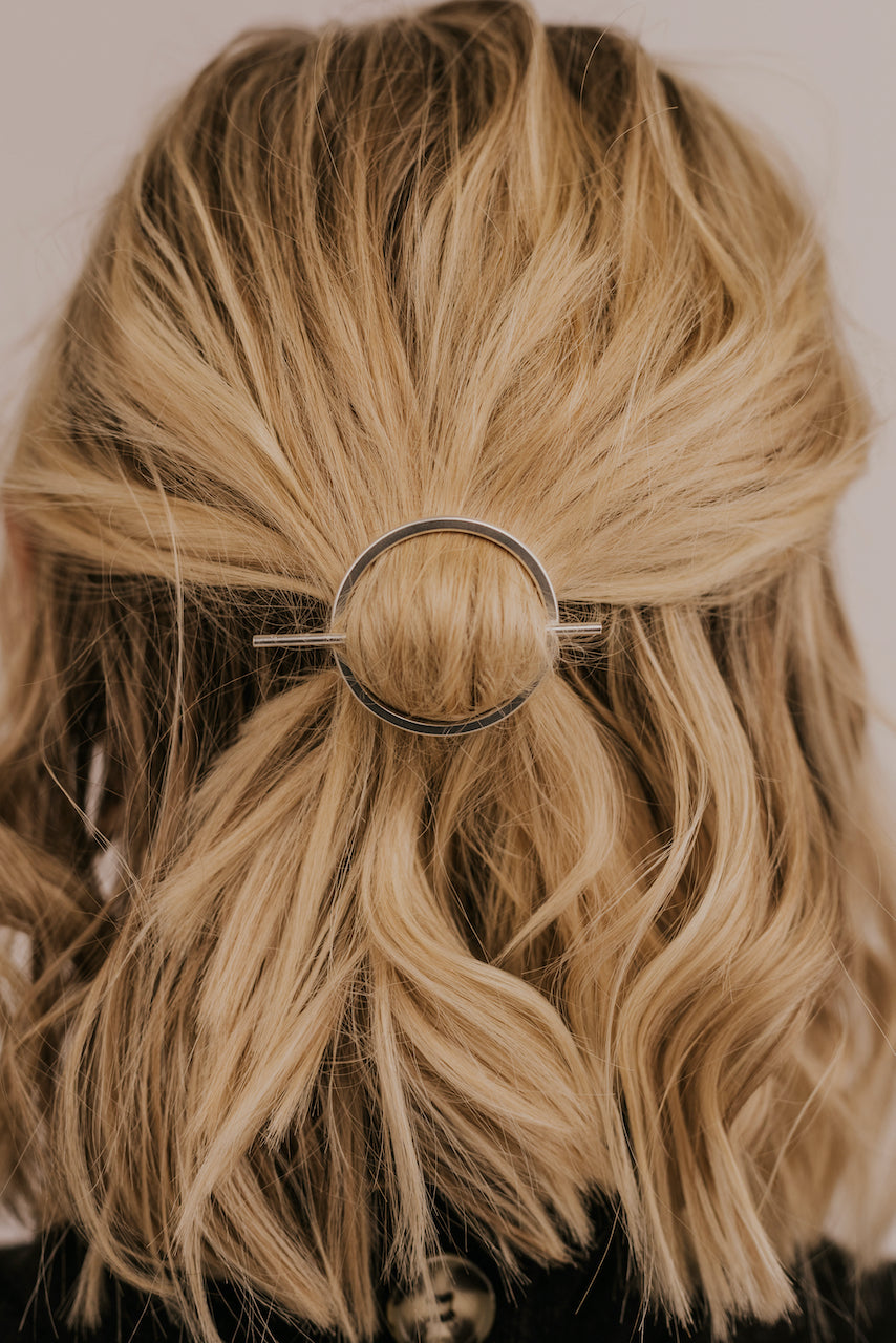 Silver Hair Pin | ROOLEE