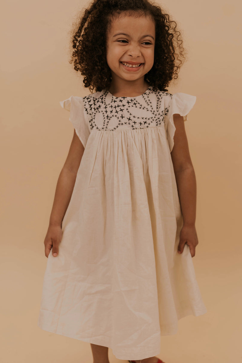 Girl's Summer Dress | ROOLEE