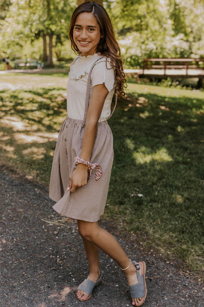 Modest Girl's Summer Outfits | ROOLEE