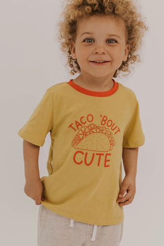 Taco Kids Graphic Tee | ROOLEE