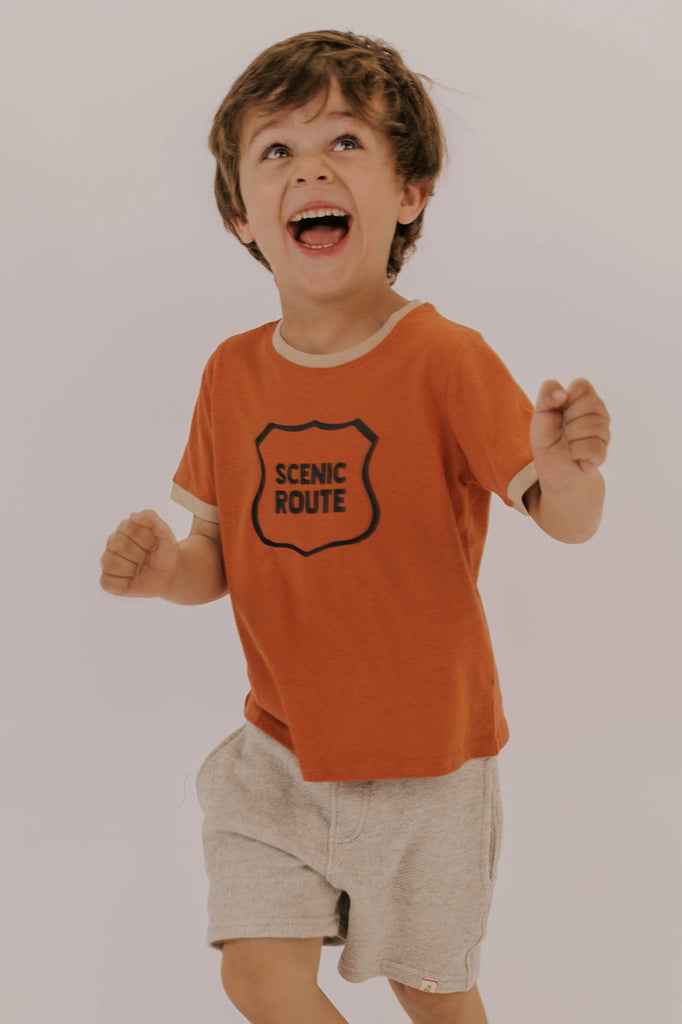Scenic Route Kids Tee | ROOLEE