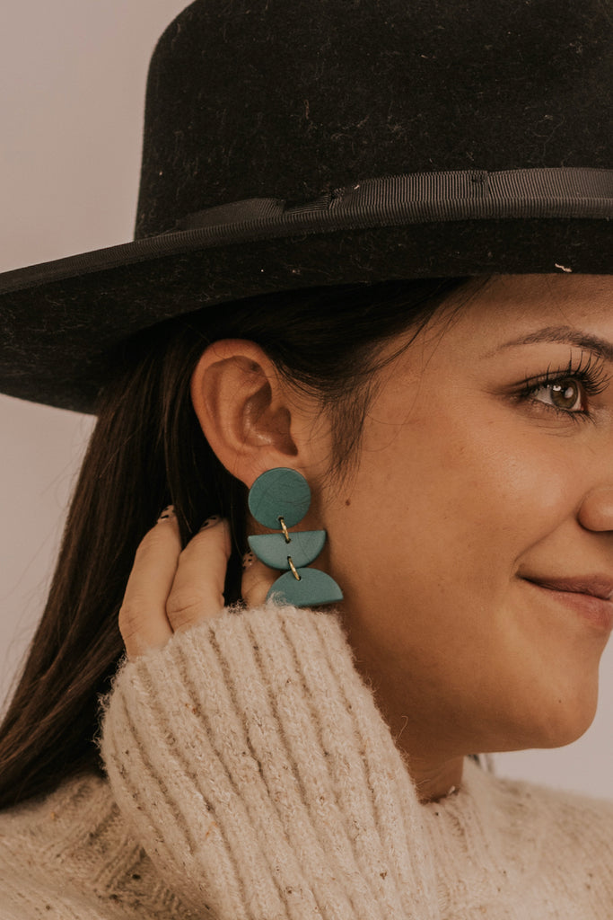 Handmade Polymer Earrings | ROOLEE