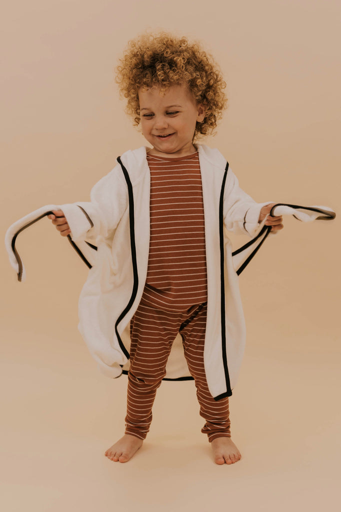 White Robes for Kids | ROOLEE