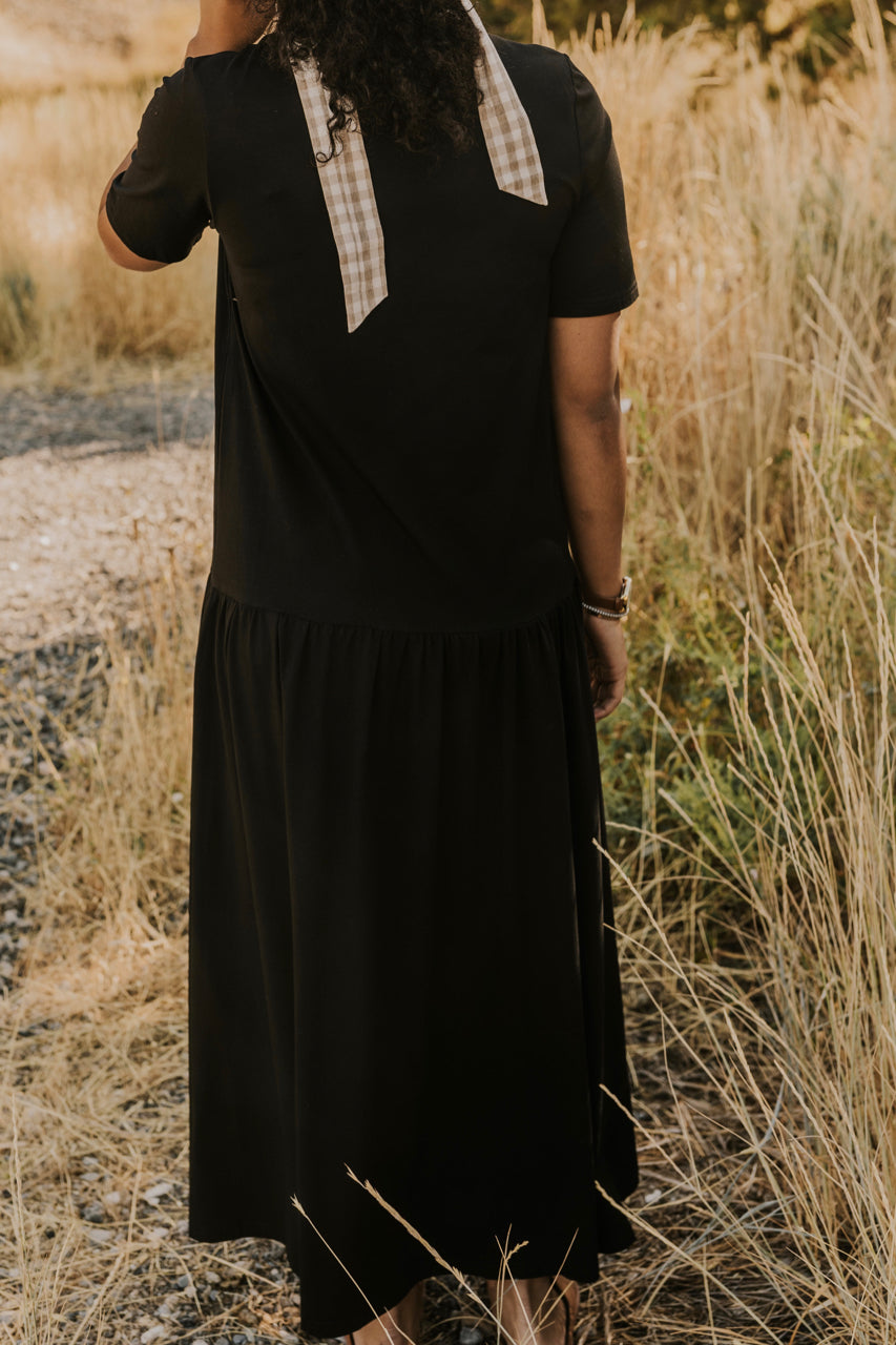 Fall Maxi Dress | ROOLEE