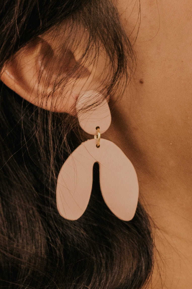 Wishbone Dangle Earrings | ROOLEE